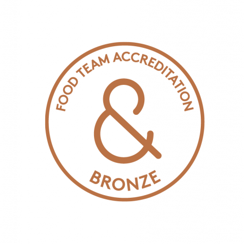 food accreditation bronze